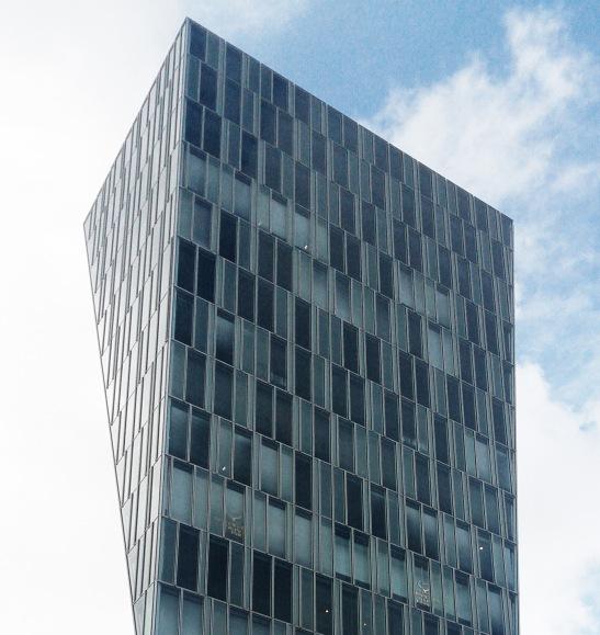 2009 - AO Aoyama Building - Nihon Sekkei